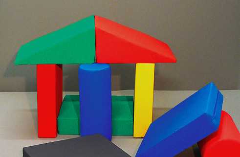 dieter l bke schaumdesign gmbh spielpolster formen kariert waschbar kindergarten. Black Bedroom Furniture Sets. Home Design Ideas